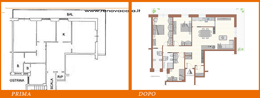 Casa roma conca doro with planimetrie casa - Planimetrie casa gratis ...